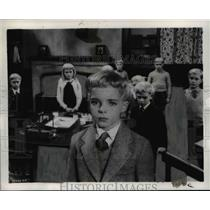 """1961 Press Photo Martin Stephens in """"Village of the Damned"""" - orp30017"""
