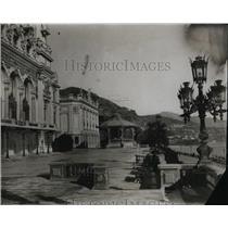 1922 Press Photo Monte Carlo Grand Casino - ney12711