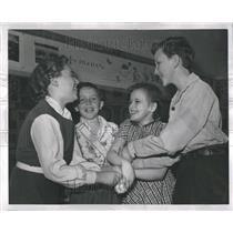 1950 Press Photo Spelling Bee
