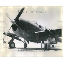 1945 Press Photo Rocket Historical - RRR41769