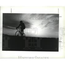 1993 Press Photo Bicycle - spa30558