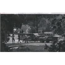 1967 Press Photo Airplane Crashes