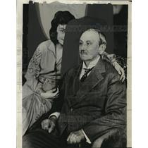 1929 Press Photo Gen Alexander von kluck, leader of the first German army