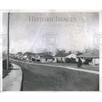 1957 Press Photo Park Forest Illinois