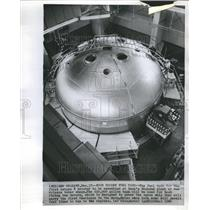 1964 Press Photo fuel tank for the first Saturn V boost