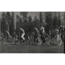 1979 Press Photo Bicycling - spa31583