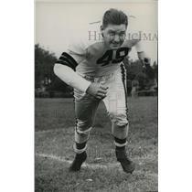 1947 Press Photo Ernie Blandin - cvb71678