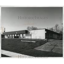 Press Photo The Threshold, Inc, rehabilitation center in West Bend - mja22572