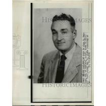 1959 Press Photo Pilot John Dunham died in plane crash - nef03370