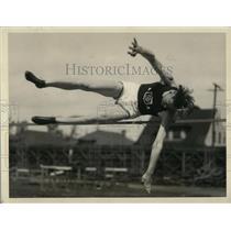 1926 Press Photo USC high jumper and broad jumper Melbourne Ofstad - net07558