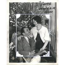 1932 Press Photo Edward G. Robinson (Actor) - RRR47827