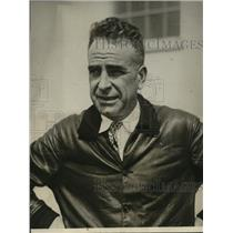 1928 Press Photo E.L. Hoffman, U.S. Army Air Corps Aeronautical Engineer