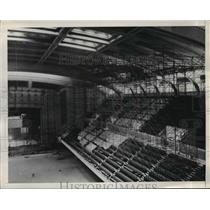 1948 Press Photo Philadelphia Convention Hall. - neny03958