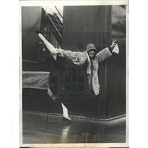 1925 Press Photo Drusilla Taggart