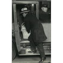 1926 Press Photo Irving Berlin & daughter - mja33602