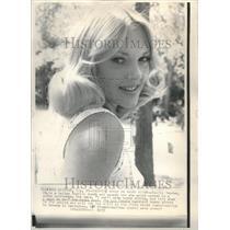 1975 Press Photo Benjie Purdom Bronc Rider Top Female - RRR49665