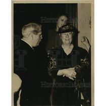 1938 Press Photo Irving- Rev P Miller Reynolds - mja33770