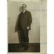 1927 Press Photo Gerald M Swargh - mja33795