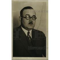 1927 Press Photo Gerald L McBourough - mja33834
