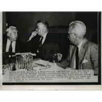 1934 Press Photo Congressional Subcommittee Now Investigating Communist Activity