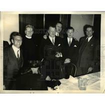 1931 Press Photo United German Societies of America meeting at New York