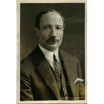 1927 Press Photo Ramses Chaffey of Egyptian Legation - nef13783