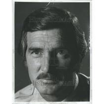 1970 Press Photo Dennis Weaver Actor