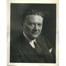 1940 Press Photo Detroit Symphony Orchestra
