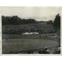1932 Press Photo Golfer Virginia Van Wie wins National Women's Golf Championship