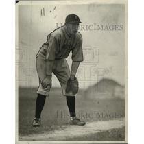 1926 Press Photo Fred Spurgeon, Baseball - cvb76792