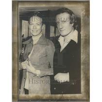 1972 Press Photo Nina Baroness van Pallandt Actress