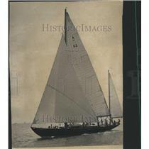 1949 Press Photo Vessel Choice Return Britain Holland - RRR56353