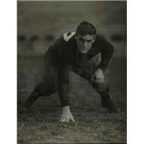 1929 Press Photo Captain Bob Matthew football guard for Kentucky - net24082