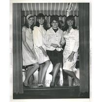 1967 Press Photo Greek Chicago