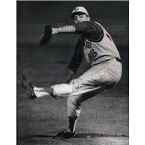 1965 Press Photo Jim Maloney, the Cincinnati Reds' hard throwing right hander.