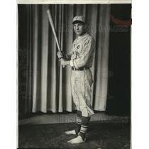 1929 Press Photo Bob Standen of Ohio Farmers - cvb77410