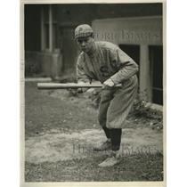 1926 Press Photo Epstein Captain -Shaw Hi Team - cvb77420