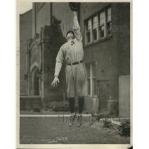 1926 Press Photo Shaw High Teram, Brush - cvb77438