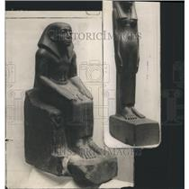 1911 Press Photo Chicago Field Musum Egypt Mummies - RRR59357