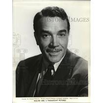 1941 Press Photo Walter Abel stars in Malaya. - mjx14776