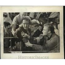 """1934 Press Photo Charles Bickford in """"This Day and Age"""" - mjx16113"""