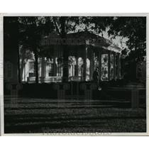 1955 Press Photo Faywood in Woodford County in Bluegrass region of Kentucky