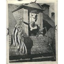 "1926 Press Photo ""Barbara Frietchie, The Frederick Girl"