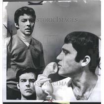 1968 Press Photo Actor Cliff Gorman