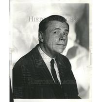 1963 Press Photo Actor Tom Ewell - RRR65459