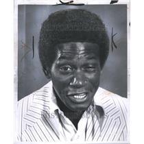1970 Press Photo Actor Stu Gilliam