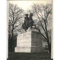 1923 Press Photo Monument of George Washington - RRR66933