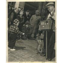 1939 Press Photo Joe Puma American Jazz Guitarist Adolf