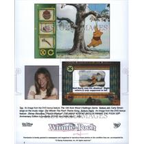 Press Photo Winnie the Pooh