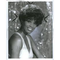 1969 Press Photo Teresa Graves Actress Singer Star - RRR73833